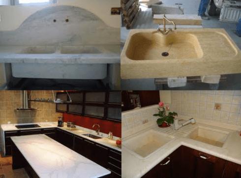 Top cucine - Livorno - Ricci Marmi & Graniti snc