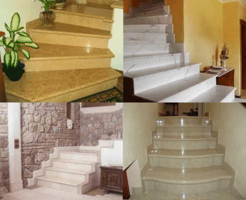 Scale in marmo livorno ricci marmi graniti snc - Scale in marmo ...