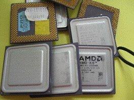 Processori AMD con testa in alluminio