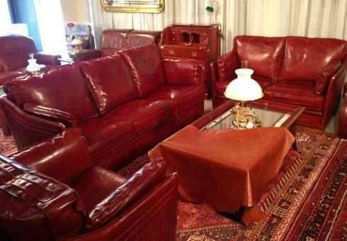 salotto stile marina, divani in stile marina, arredamenti navali, mobili in stile