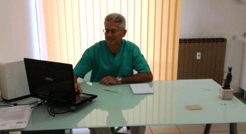 Dr. Corsi specialista in Odontostomatologia