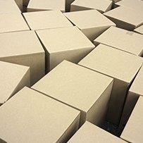 cartone per imballaggio