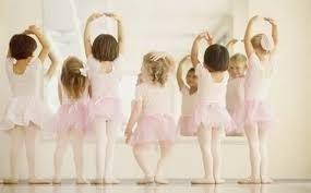 gioco danza bambini 3-4- anni
