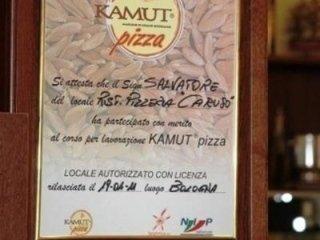 Certificato Lavorazione KAMUT