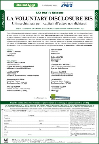 Articolo sulla contabilità di Francesco Squeo