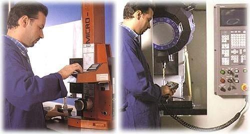 Produzione carpenteria metallica
