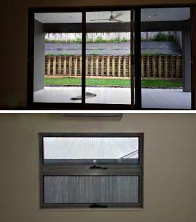 budget home security alu gard safety screens and doors
