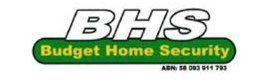 Budget Home Security logo