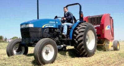New Holland Workmaster 75 - Click for Brochure