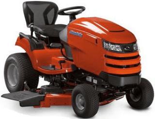 Simplicity Broadmoor Garden Tractor