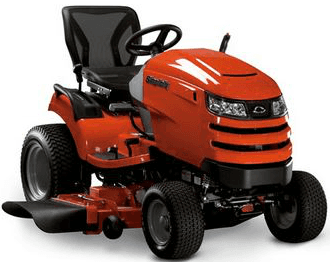 Simplicity Conquest Garden Tractor