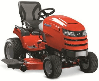 Simplicity Prestige Garden Tractor