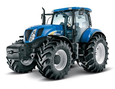 New Holland Agricultural Equipment