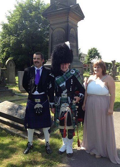 event bagpipe