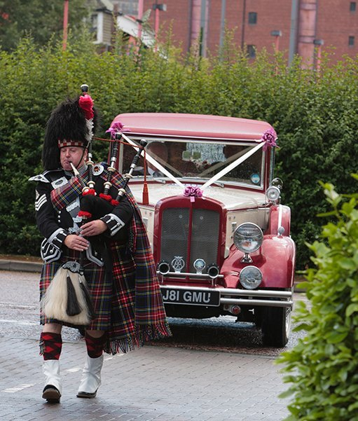 bagpipe services