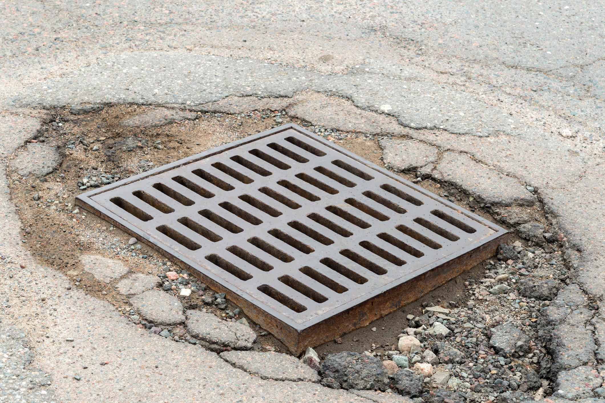 grate for drainage system