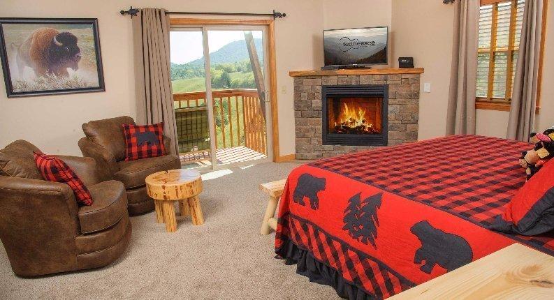 Buffalo Springs Room