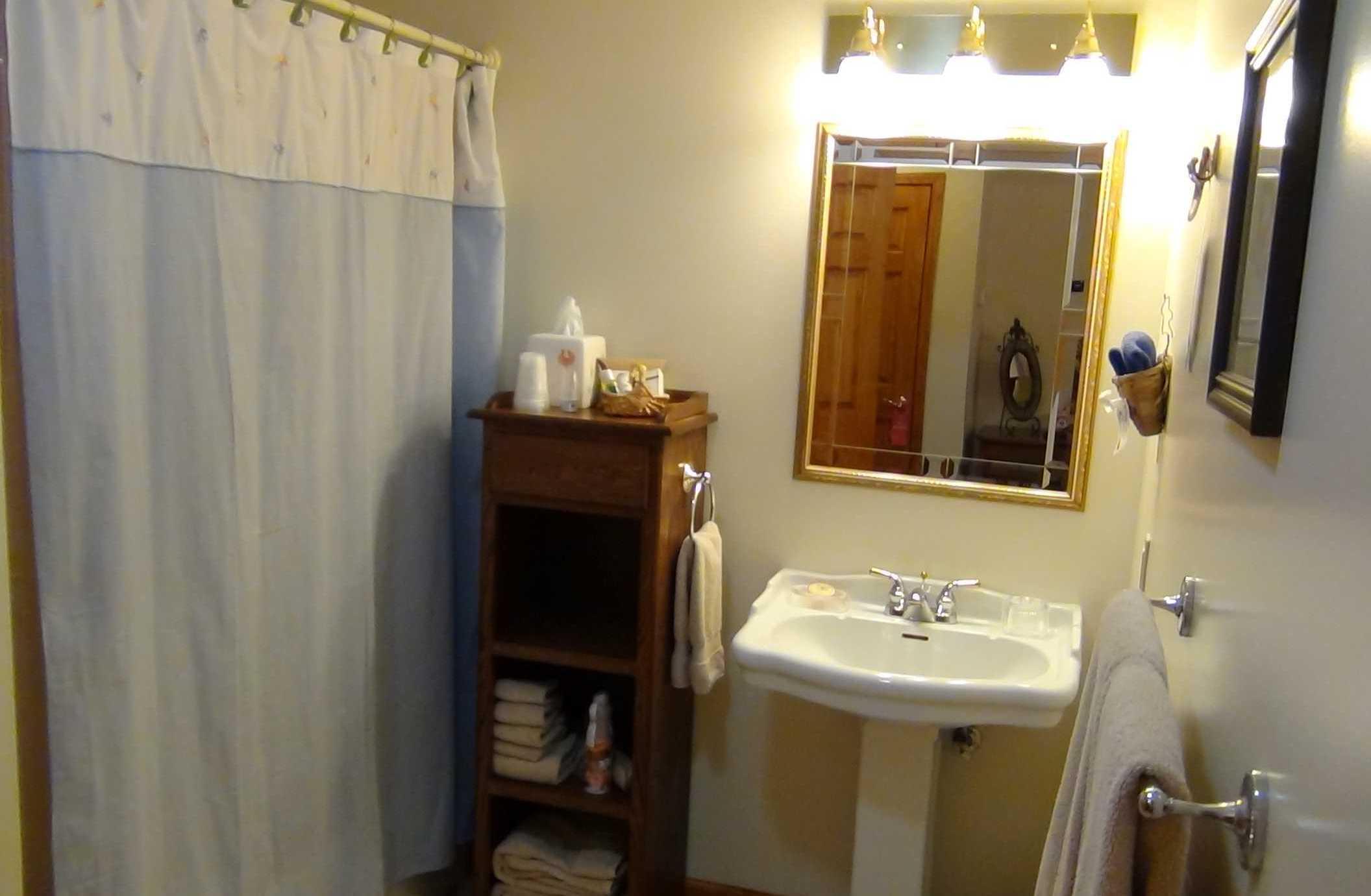 Crystal Bathroom