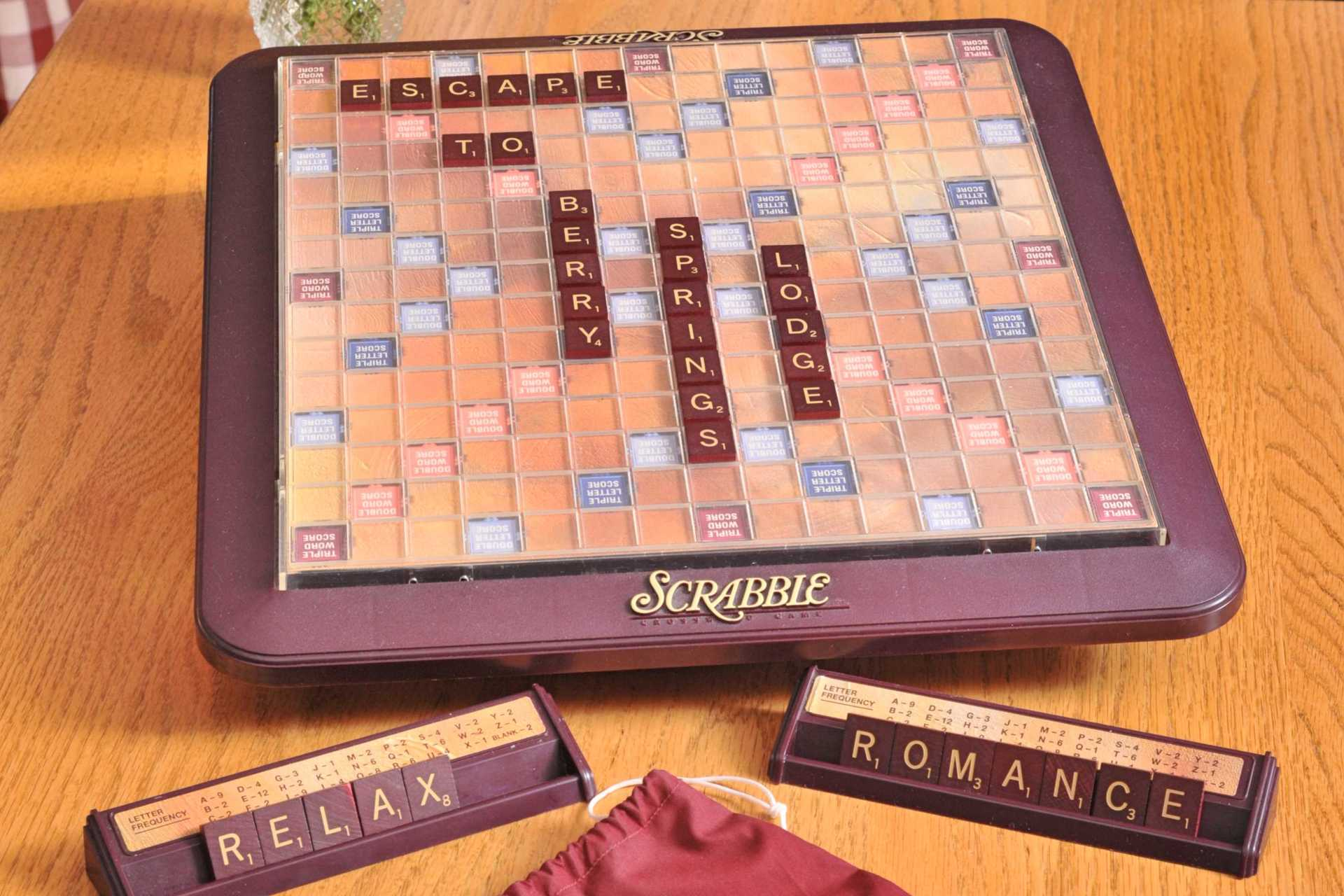 scrable board