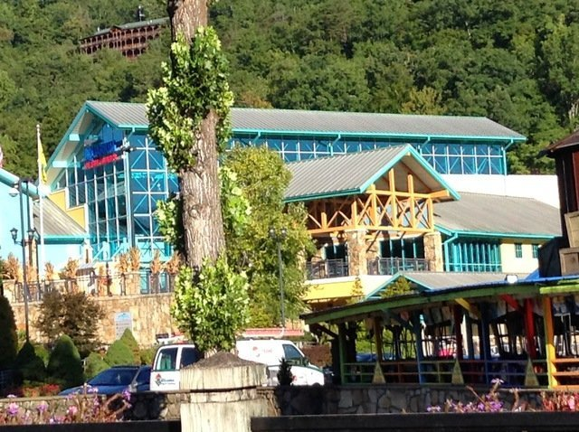 The Aquarium in Gatlinburg Tennessee