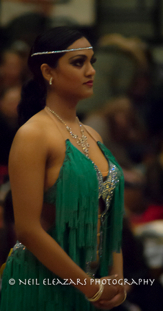 rubies dance centre lady in green