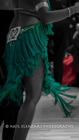 rubies dance centre dancer girl with fringes