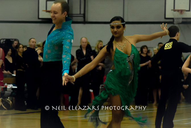 rubies dance centre dancers in latino competition