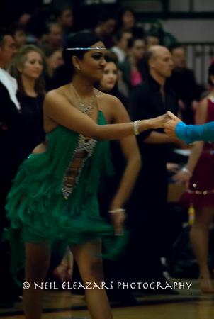 rubies dance centre dancers focus on girl
