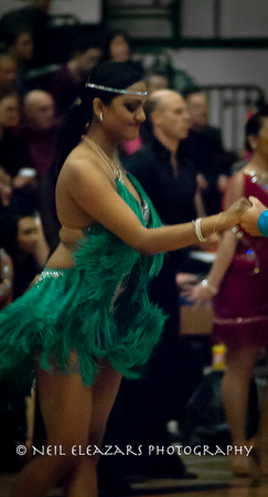 rubies dance centre dancers during competition