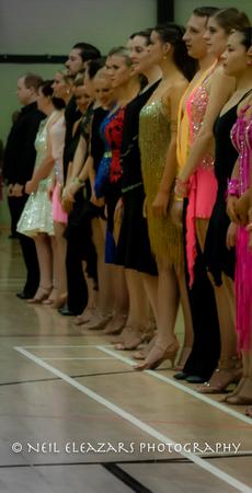 rubies dance centre aligned dancers