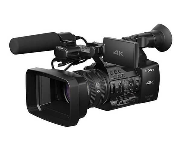 PXWZ100-4K Handheld XDCAM