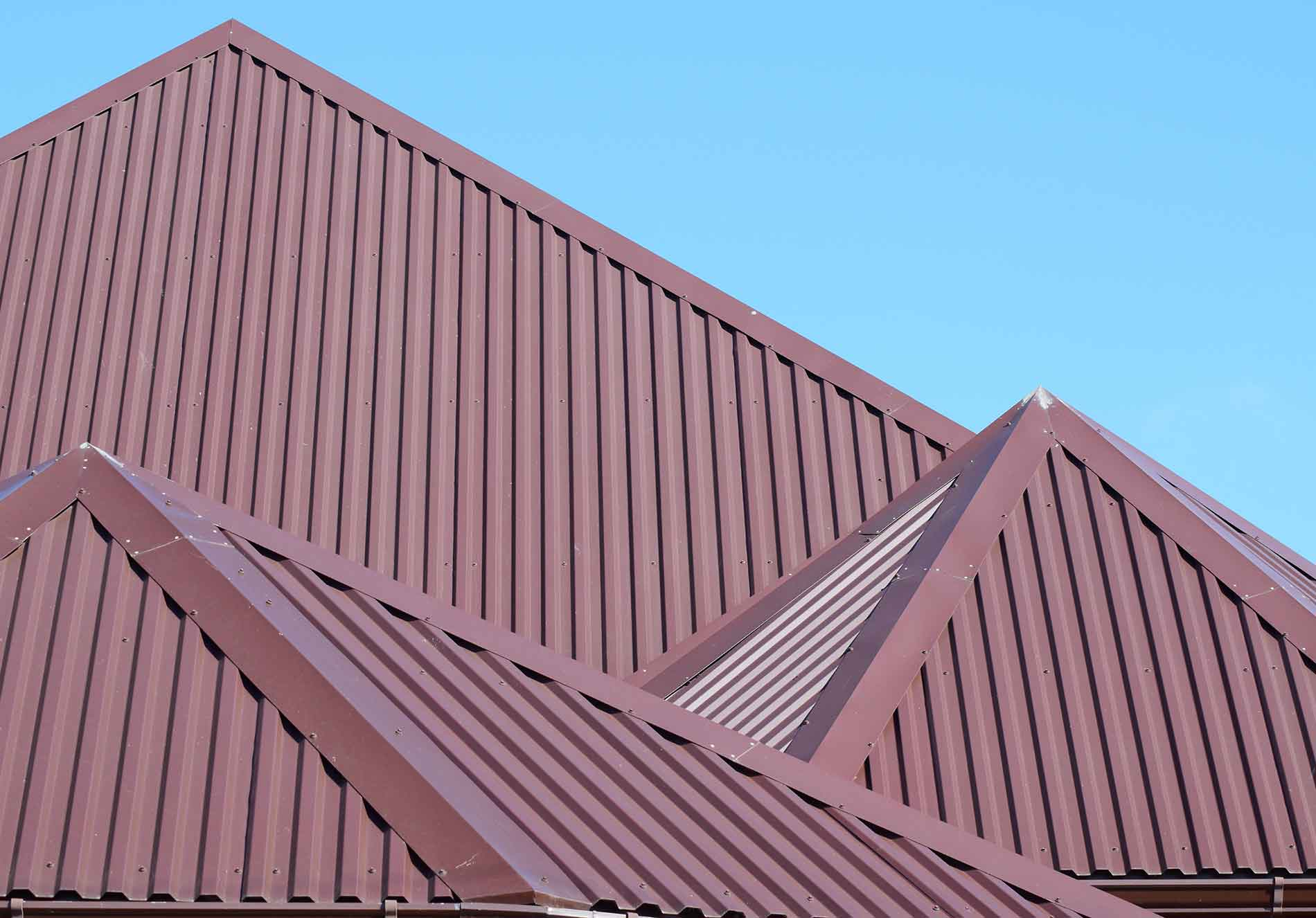 Building supplies london ky east kentucky metal sales for Contemporary roofing materials