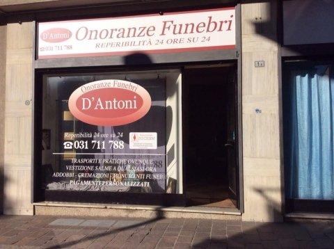 agenzia funebre D'Antoni