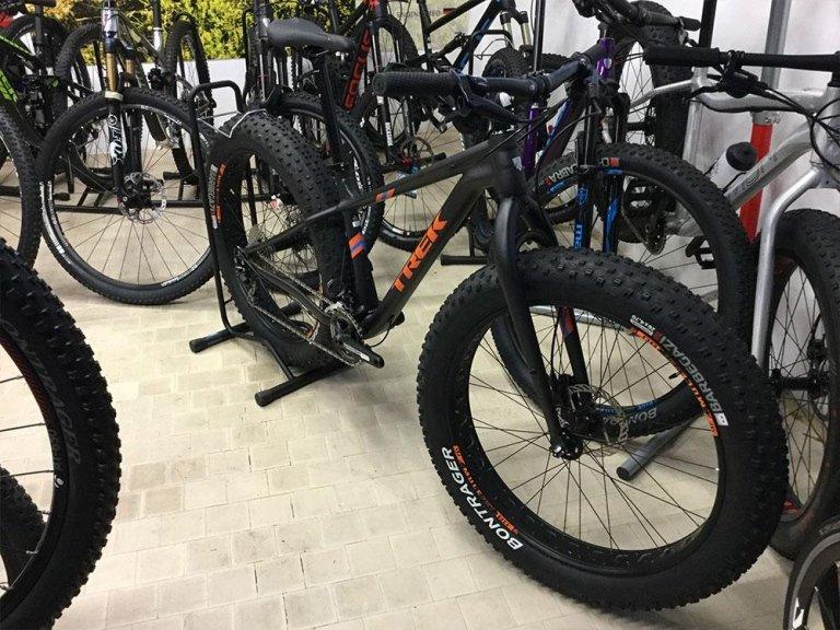 Bicicletta fat tire