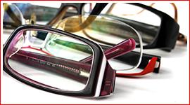 verniciatura occhiali