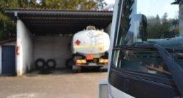 Mezzi Petrolcusio, trasporto kerosene