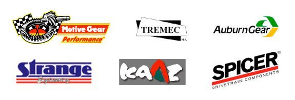 Spare parts specialist for Motive Gear, TREMEC, Auburn Gear, Strange, Kaaz, Spicer in Adelaide