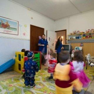scuola dell'infanzia laboratorio teatrale roma