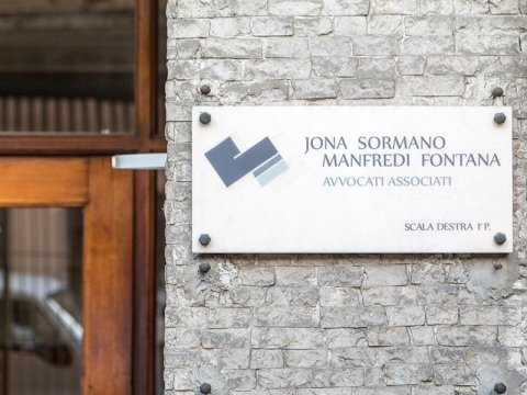 Studio legale Jona, Sormano, Manfredi e Fontana