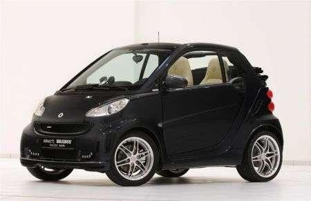 Smart Cabrio-Autoserviziodue-Pula