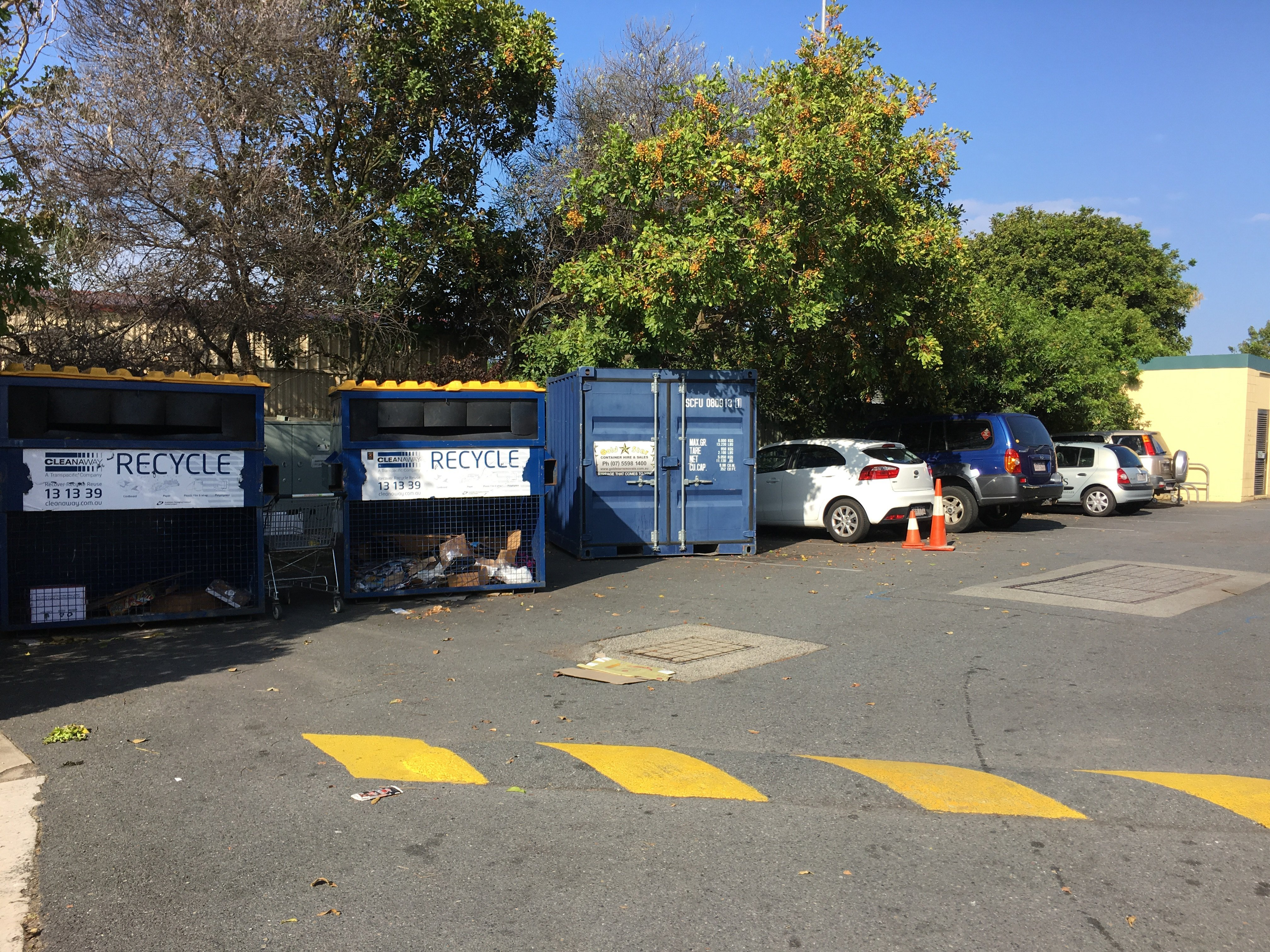 Reliable Storage Moving Containers Gold Coast