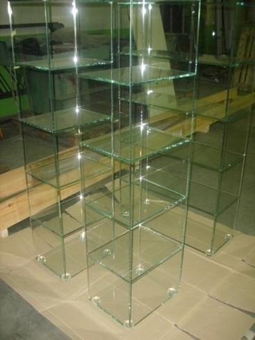 Lavori di sabbiatura vetro