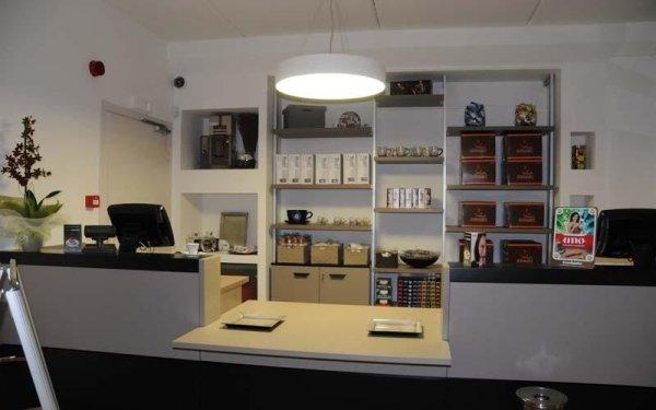 Vendita distributori automatici caffè Livorno