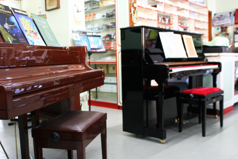 Pianoforti vintage