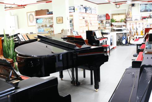 Pianoforti moderni