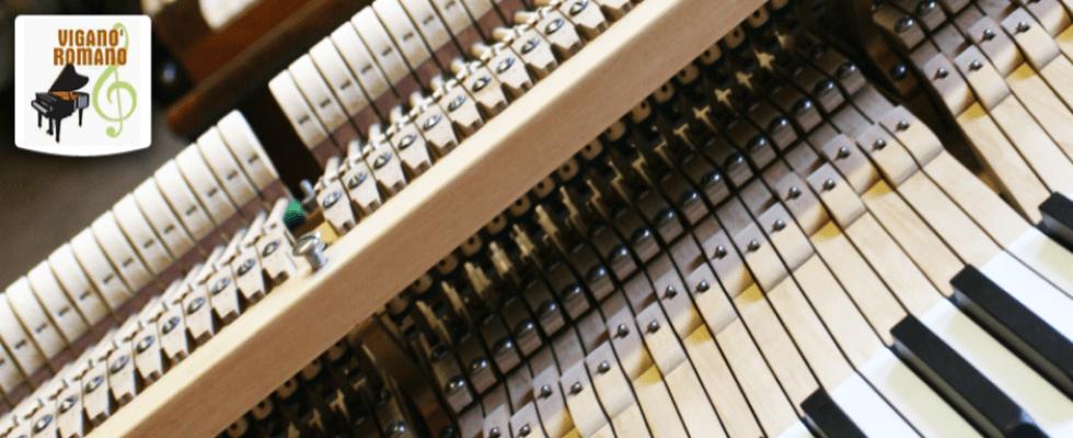 vendita, restauro, riparazione pianoforte.