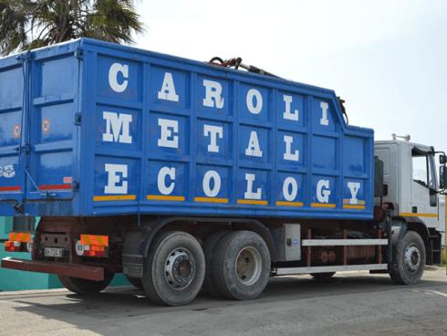 Caroli metal ecology