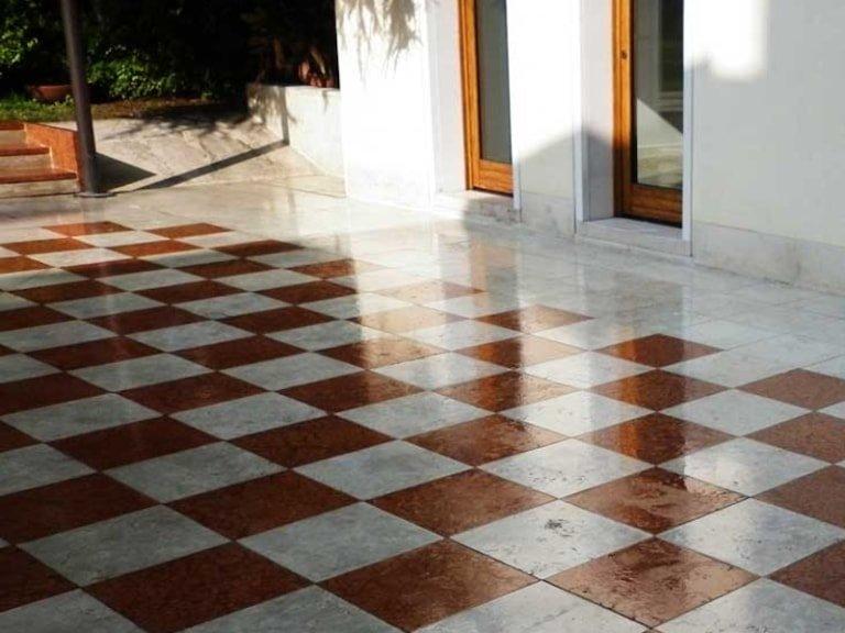 Spazi esterni sandrigo zanini angelo pavimenti e rivestimenti