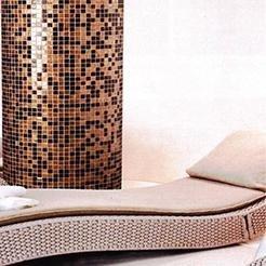 Mosaico policromo