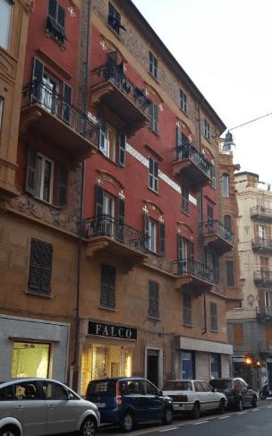 Via Luigi Corsi Savona